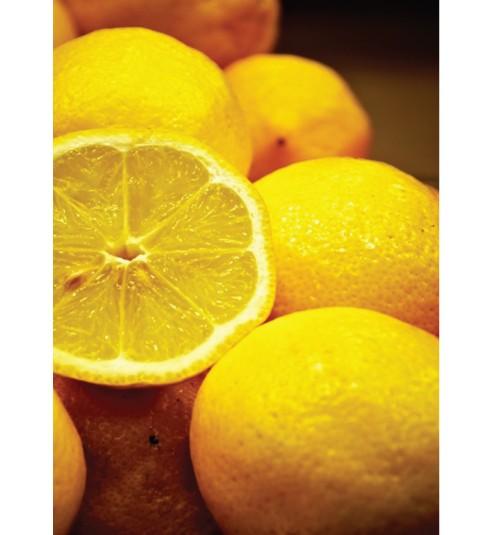 Lemon Oil Organic Cold Pressed Essential Oil