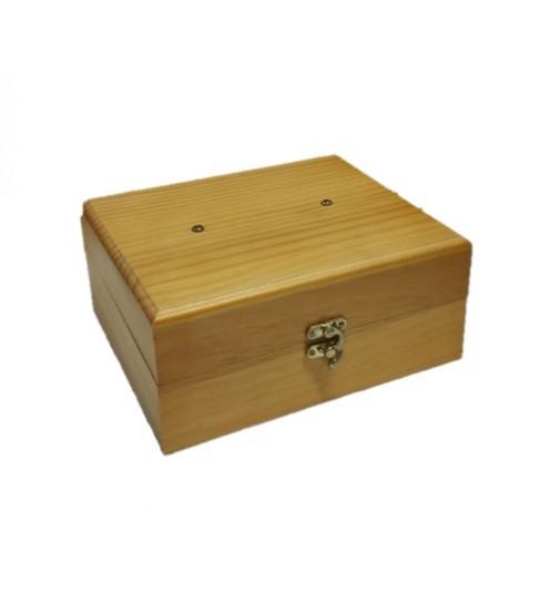 Wooden Essential Oil Box (30 Compartment)