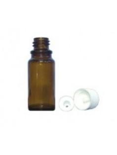 GAASCH Dripulator and Cap TO-FIT: GAASCH Amber Glass Bottle 10mL