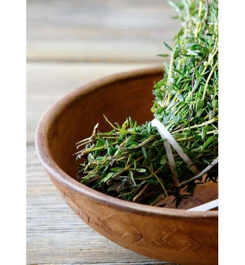 Thyme Linalool Organic Essential Oil